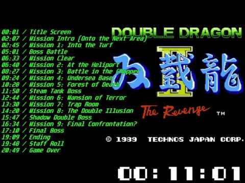 Nes Double Dragon II Soundtrack