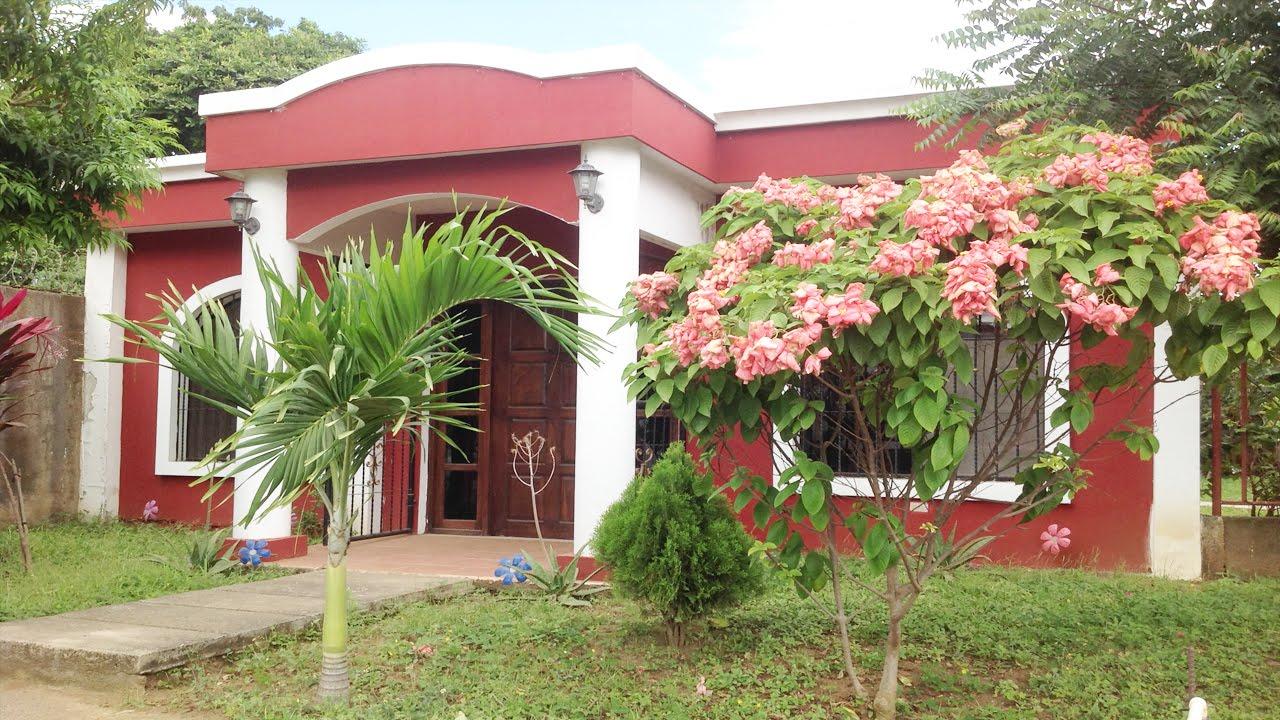 Venta de casa en managua nicaragua residencial villa for Villa de casas