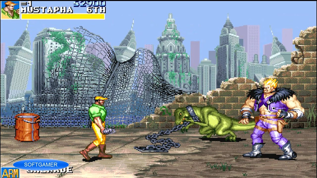 cadilac dinossauro para jogar no pc