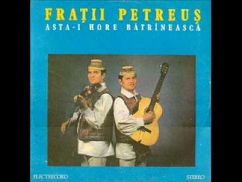 Fratii Petreus - Fost-am aseara la fete