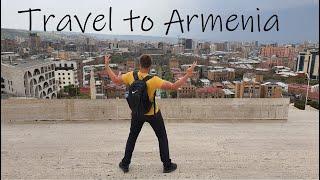 Adventures in Armenia - Yerevan, a Hidden Gem! Part 1