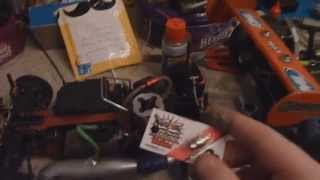 The black art of RC nitro engine Glow Plugs
