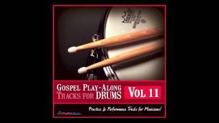 I Choose To Worship (Ab) Wess Morgan Drums Play-Along Track SAMPLE