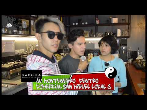 Yin Yang Programa #14 Cafeina y preguntas en las calles paceñas