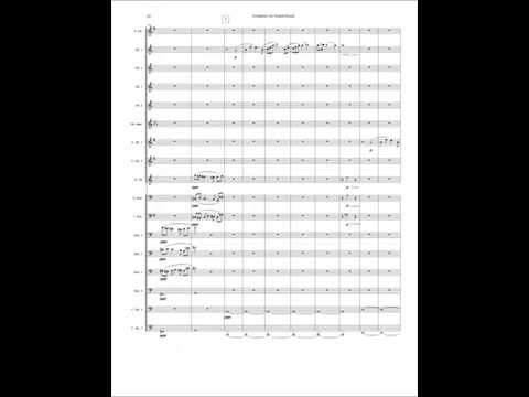 Symphony 1 for Double Reeds by Bret Newton
