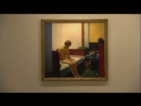 Kunstler Artist Edward Hopper Western Motel Nr 264044673