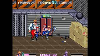 Double Dragon Reloaded Longplay (PC) [60 FPS]