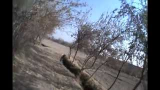 COMBAT FOOTAGE: (10th MTN) Close Ambush From The Taliban