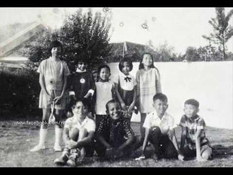 Barack Obama  Childhood Photos