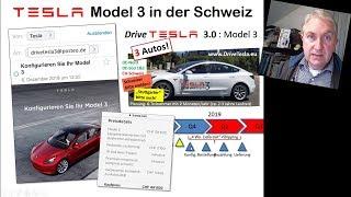 Model 3 konfigurieren, Preise, Termine, Laden für 2ct (NEWS KW49/2018) | nextmove
