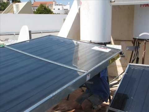 Homemade Solar Hot Water Systems - One Step to Recycling Energy and Living Green
