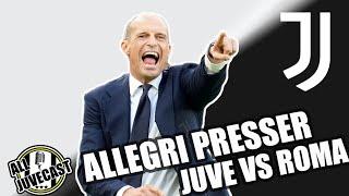 JUVENTUS NEWS | ALLEGRI PRESSER