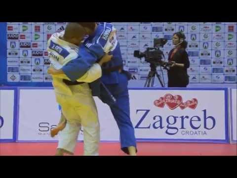 JUDO Highlights - Zagreb Grand Prix 2014
