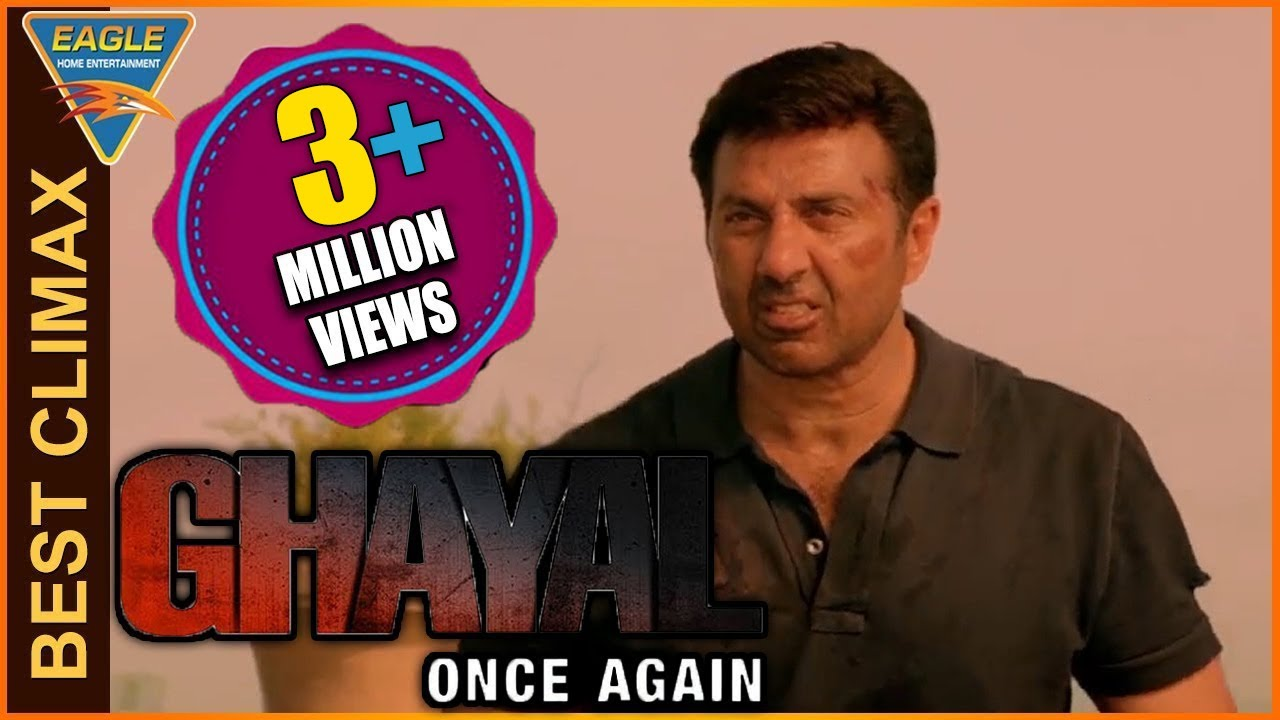 Download Ghayal Once Again Hindi Movie || Sunny Deol Best Climax Scene || Sunny Deol || Eagle Hindi Movies