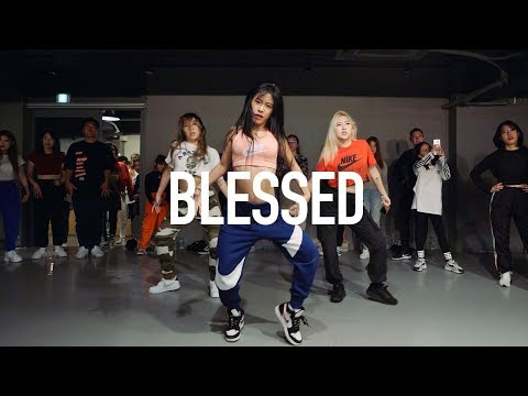 Shenseea - Blessed Ft. Tyga / Minny Park Choreography