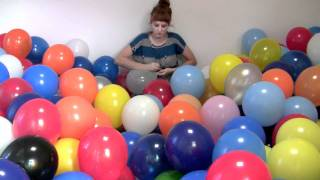 Repeat youtube video Michaela Gleave '7 Stunden Ballonarbeit/7 Hour Balloon Work'