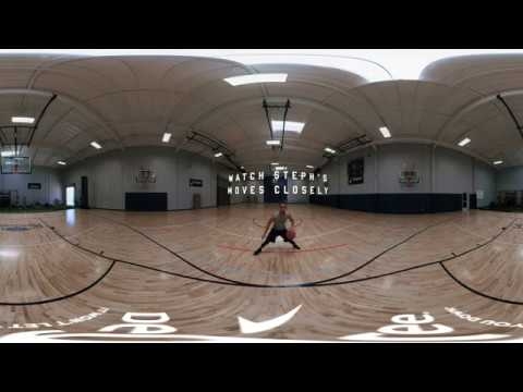 Stephen Curry: Motion in 360° presented by Degree® Men