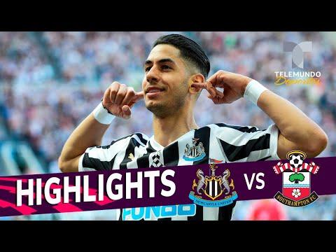 Newcastle United vs. Southampton: 3-1 Goals & Highlights | Premier League | Telemundo Deportes