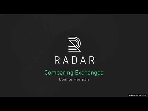 May 2018 Nashville Blockchain & Ethereum Nashville Meetup with Radar Relay