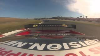 Ferrari 458 GT2 Portimao Race 5 6 September 2015