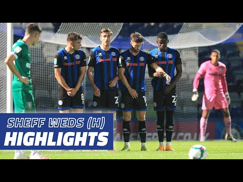 Rochdale Sheffield Wed Goals And Highlights