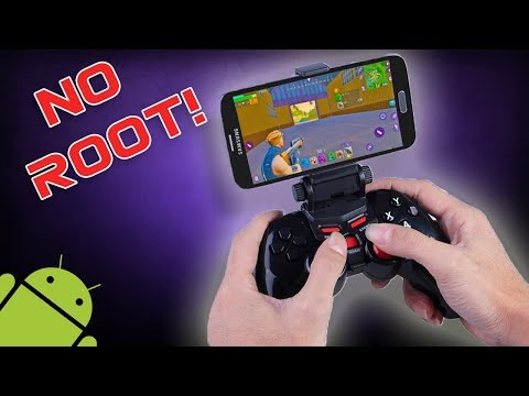HOW TO PLAY ANY ANDROID GAMES WITH A GAMEPAD   NO ROOT