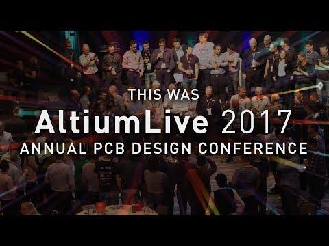 This was AltiumLive 2017