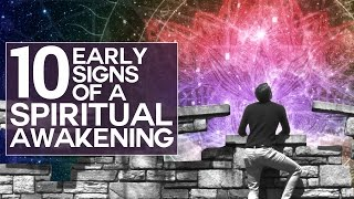 10 early signs of a spiritual awakening swedenborg and life