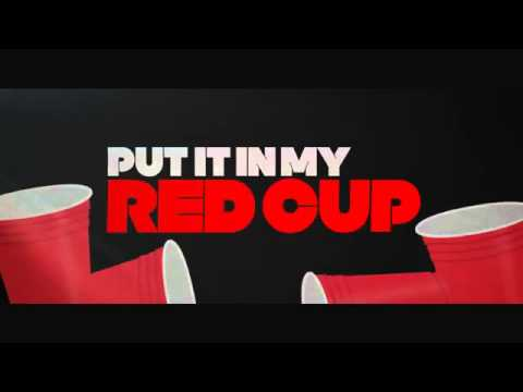 Katy Tiz 'Red Cup' Lyric Video