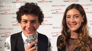 Clari e Mirko parlano di Lontana Da Me a #RFF2015