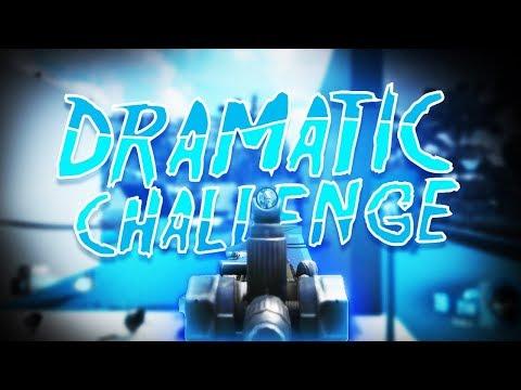 RETILLO EN WIPE OUT - DRAMATIC CHALLENGE #13