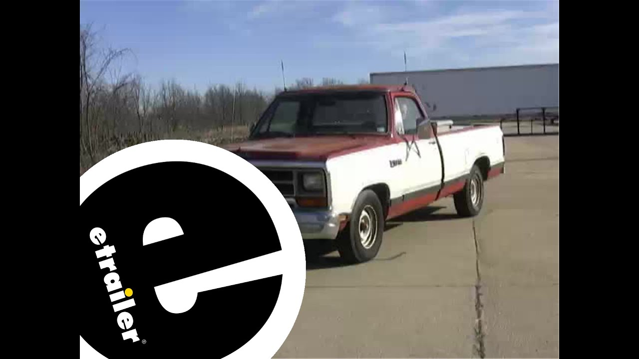 1993 w250 towing capacity