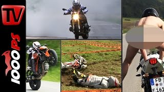 "Best of Motorcycle 2014 - 1000PS TV ""Die besten Momente"""