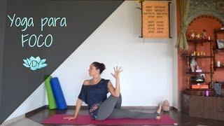 Yoga para Foco I Yoga com Júlia Viegas