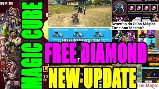 3000 free diamond || Free magic cube|| Upcoming new updates|| run Gaming