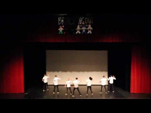 """Whitney Young AAC """"Branching Out"""": Boys K-pop (5/27/16)"""