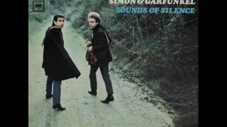 Simon Garfunkel I Am A Rock