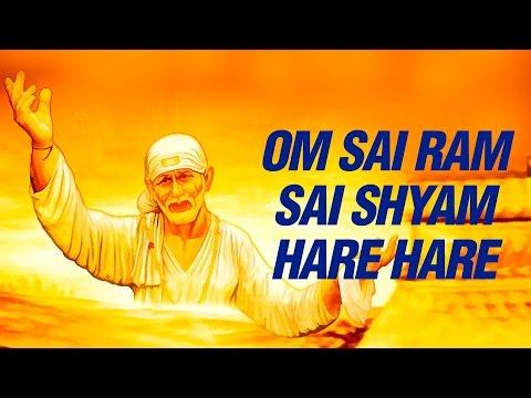 Sai Baba Bhajan - Om Sai Ram Sai Shyam Hare Hare By  Ravindra Birjur -Sadhana Sargam