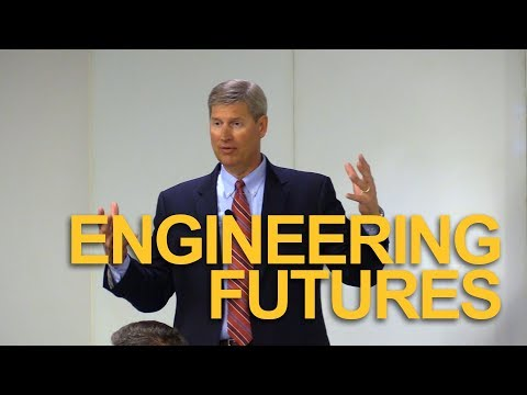Engineering Futures Seminar - Mark Wallace UPS Story