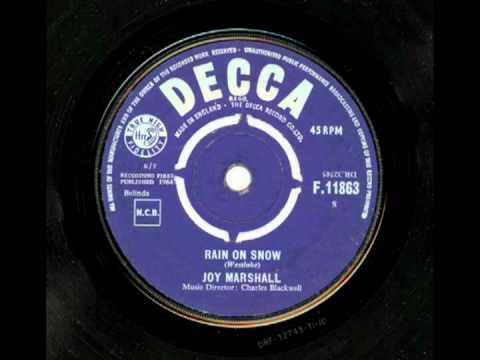 Joy Marshall - Rain On Snow