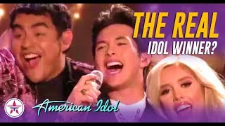 American Idol: Who Is The REAL Winner?