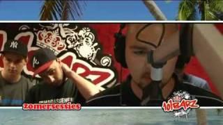 Van Kwaad tot Erger - 101 Barz - Zomersessie 8  + MP3