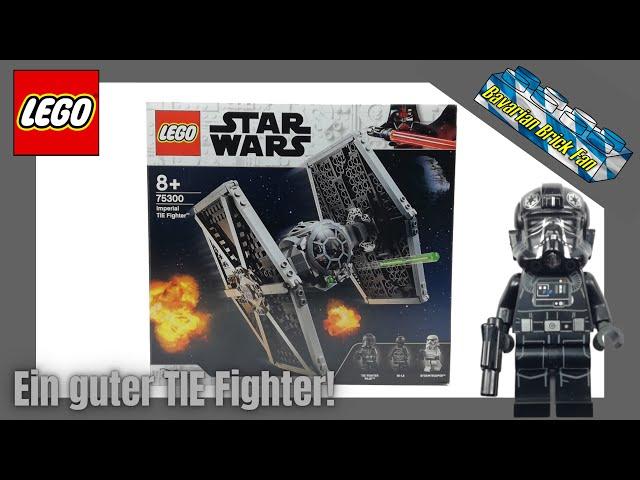 LEGO Star Wars 75300 - Imperial TIE Fighter | Review deutsch