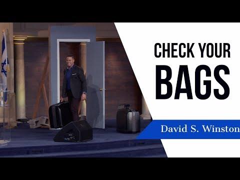 Check Your Bags - David S. Winston