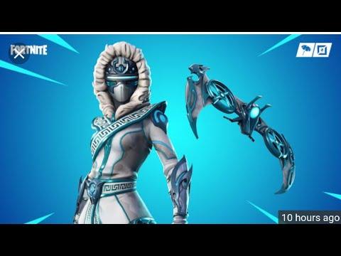 New Snowstirke Skin(Fortnite Battle Royale)