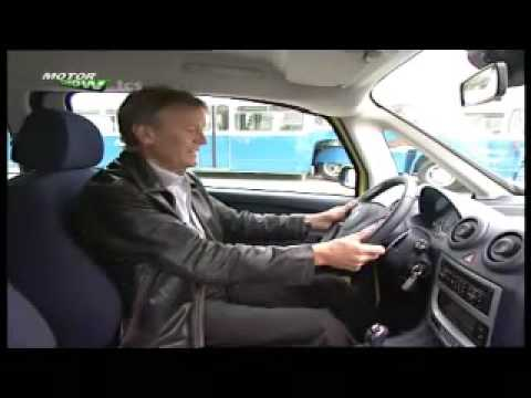 Test Peugeot 1007 1.6