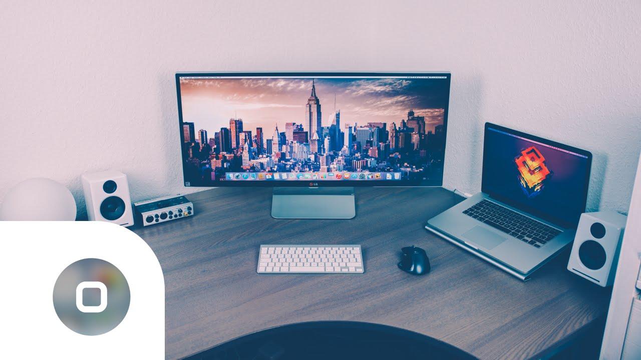 Apple schreibtisch bauen  Mein Schreibtisch! 7.500 Abo-Special! - YouTube