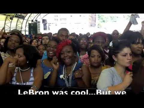 Z 1079 Cleveland Summer Jam Bonus Footage