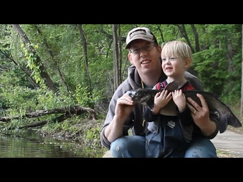 Fishing For Catfish In A Pond - How To Catch Catfish In A Pond