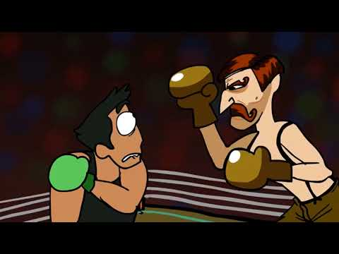 If Punch Out Had Lyrics For An Hour
